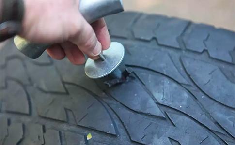 Flat tyre repairs in Keysborough